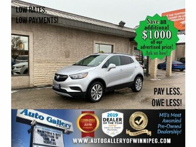 2019 Buick Encore Preferred FWD