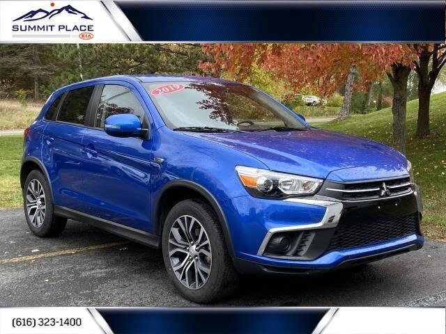 2019 Mitsubishi Outlander Sport ES FWD