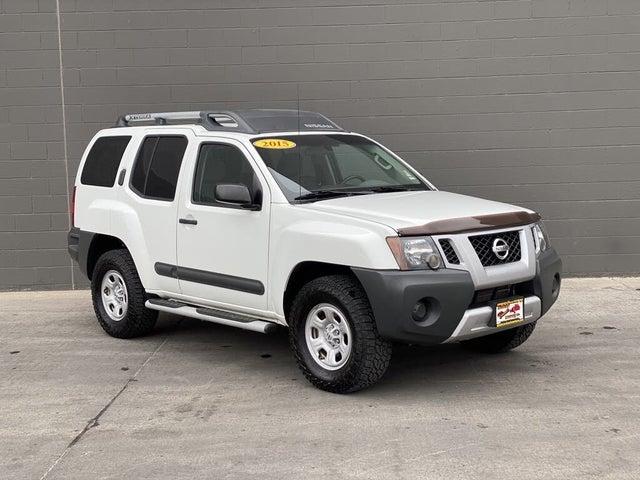 2015 Nissan Xterra X 4WD