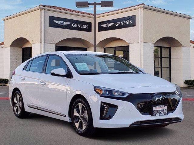 2018 Hyundai Ioniq Electric Limited FWD