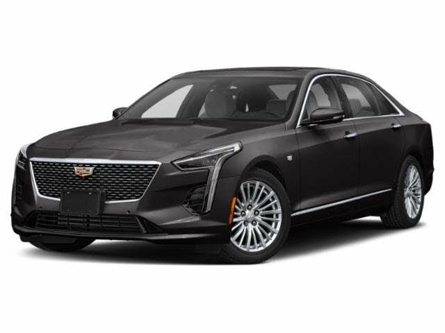 2020 Cadillac CT6 4.2TT Platinum AWD