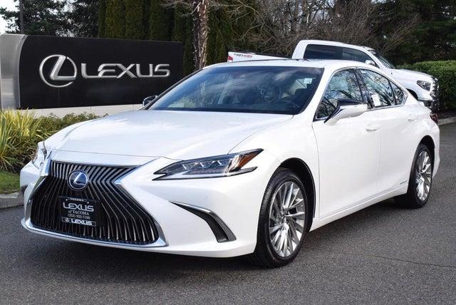 2021 Lexus ES Hybrid 300h Luxury FWD