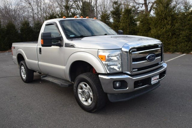 2013 Ford F-250 Super Duty XLT LB 4WD