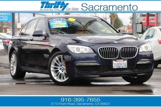 Used Bmw 7 Series For Sale In Sacramento Ca Cargurus