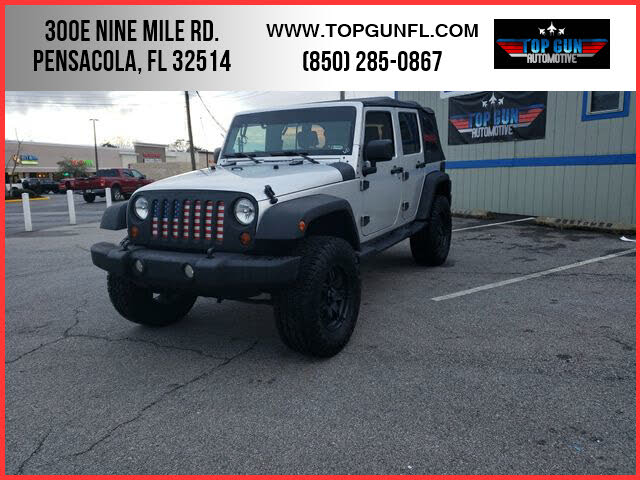 2010 Jeep Wrangler Unlimited Sport RWD