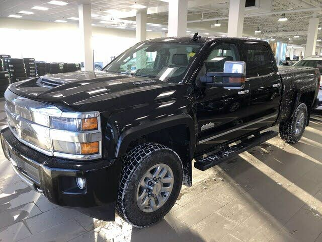 2018 Chevrolet Silverado 3500HD High Country Crew Cab 4WD