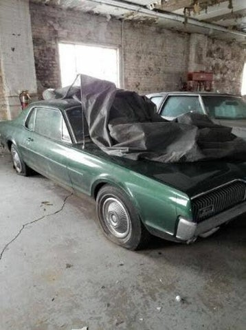 1967 Mercury Cougar XR-7 Coupe RWD