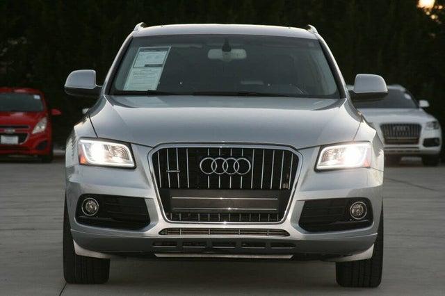 2014 Audi Q5 2.0T quattro Premium Plus AWD
