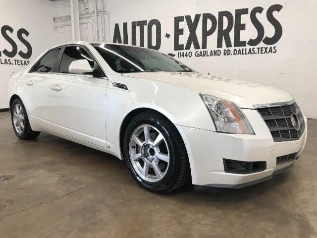 2008 Cadillac CTS 3.6L DI RWD