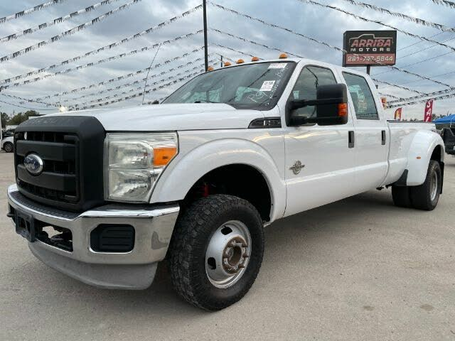 2011 Ford F-350 Super Duty XL Crew Cab LB DRW 4WD