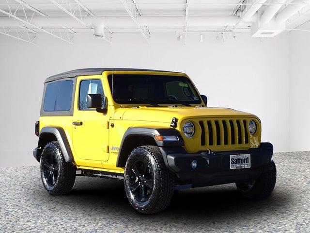 2020 Jeep Wrangler Sport S 4WD