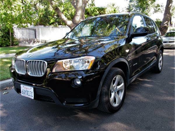 2012 BMW X3 xDrive28i AWD