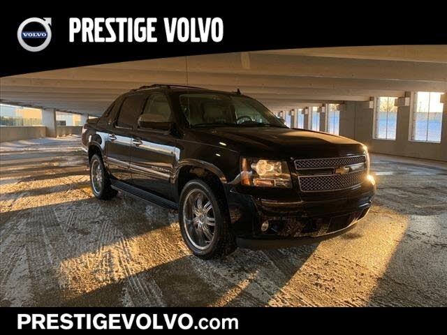 2013 Chevrolet Avalanche LTZ Black Diamond Edition RWD