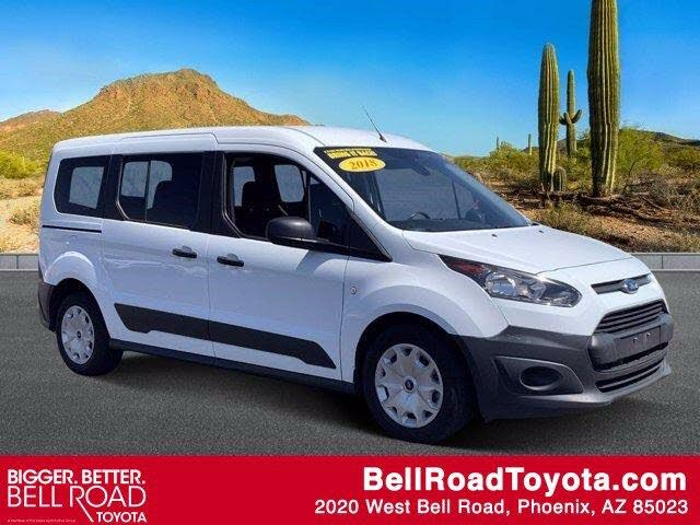 2018 Ford Transit Connect Wagon XL LWB FWD with Rear Liftgate