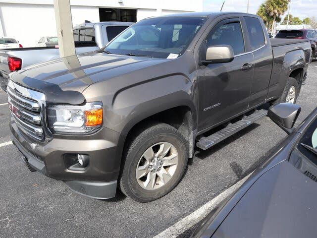 2015 GMC Canyon SLE Ext. Cab LB