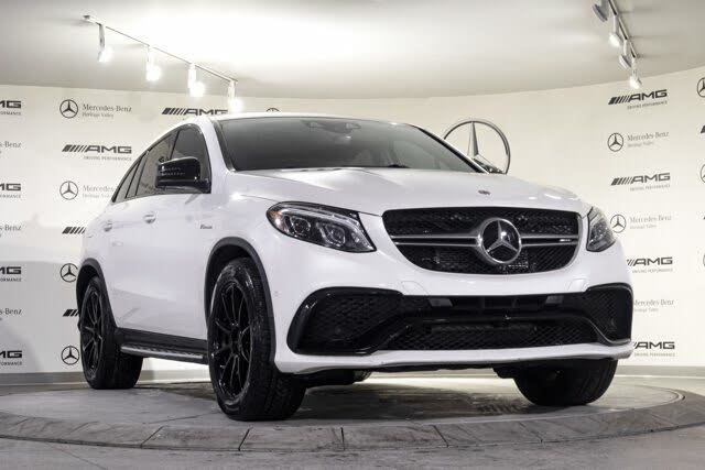 2016 Mercedes-Benz GLE-Class GLE AMG 63 4MATIC S Coupe