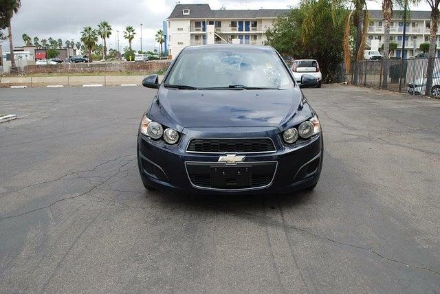 2015 Chevrolet Sonic LS Hatchback FWD
