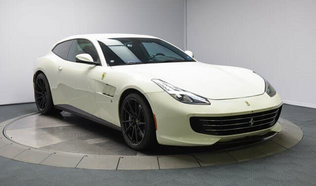 Used 2017 Ferrari Gtc4lusso Awd For Sale Right Now Cargurus