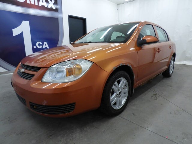 2005 Chevrolet Cobalt LS Sedan FWD