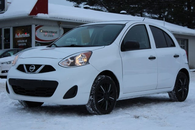 2015 Nissan Micra S FWD
