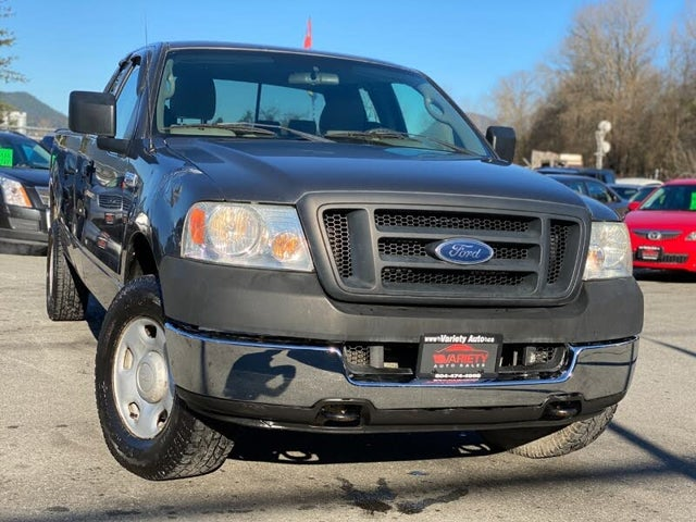 2005 Ford F-150 XL SuperCab LB 4WD