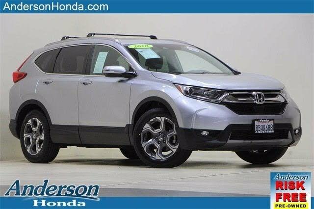 2018 Honda CR-V EX FWD