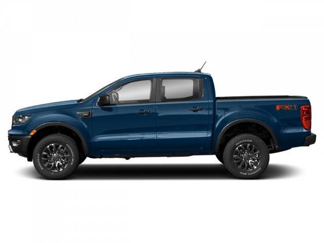 2019 Ford Ranger Lariat SuperCrew 4WD
