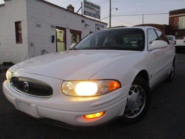 2003 Buick LeSabre Limited Sedan FWD