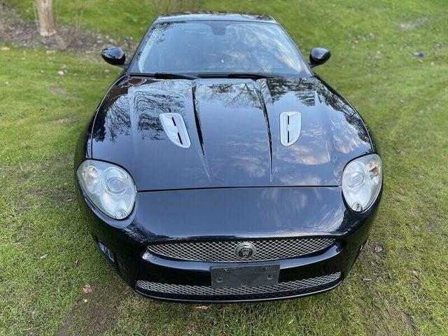 2008 Jaguar XK-Series XKR Coupe RWD