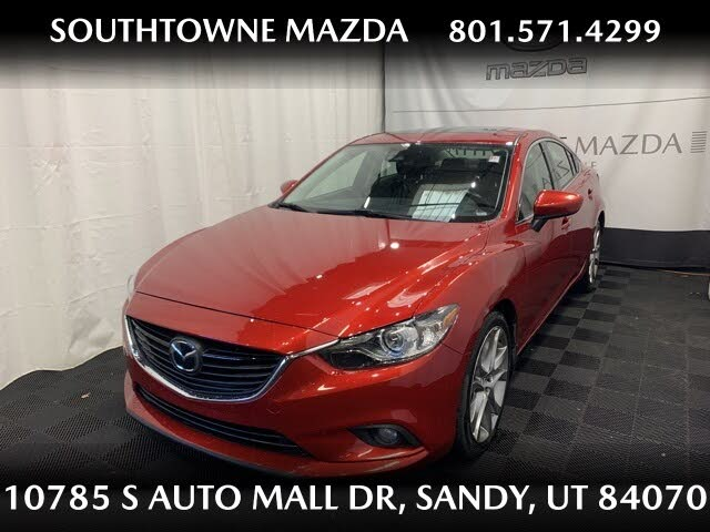 2015 Mazda MAZDA6 i Grand Touring