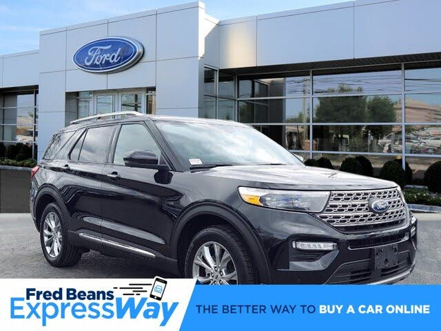 2020 Ford Explorer Limited AWD