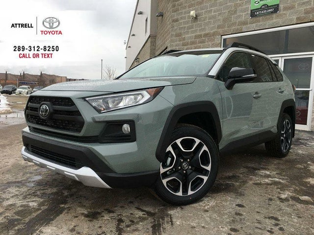 2021 Toyota RAV4 Adventure AWD