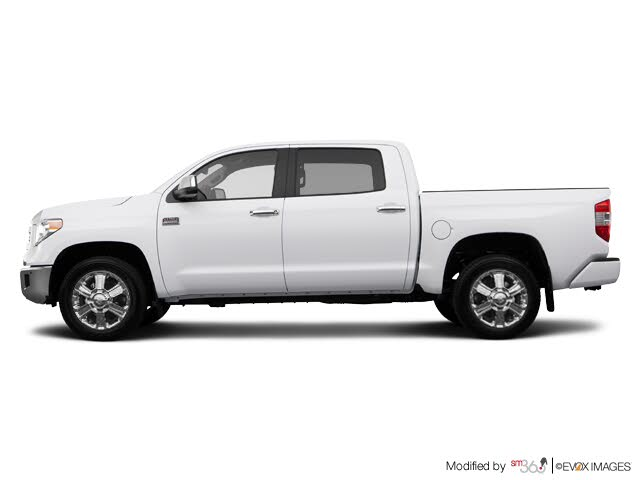 2016 Toyota Tundra TRD Pro Double Cab 5.7L 4WD