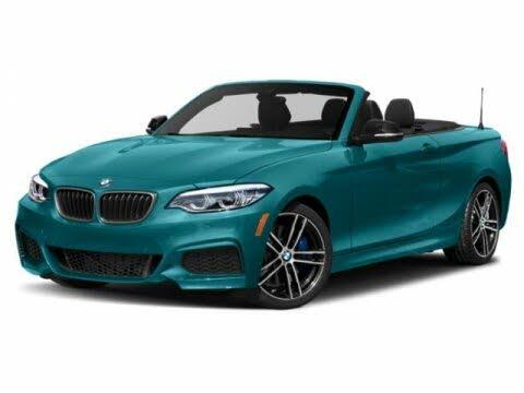 2020 BMW 2 Series M240i xDrive Convertible AWD