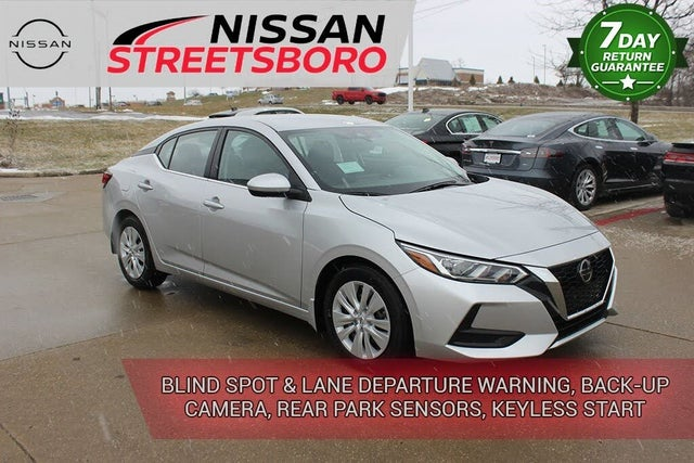 2021 Nissan Sentra S FWD