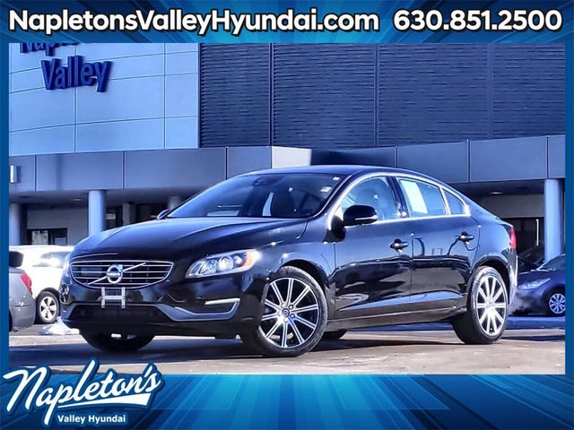 2017 Volvo S60 T5 Inscription Platinum AWD
