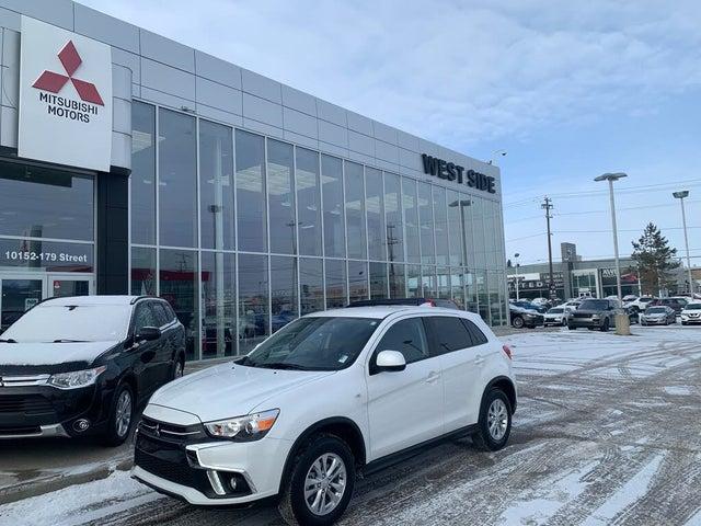 2019 Mitsubishi RVR SE AWC 4WD