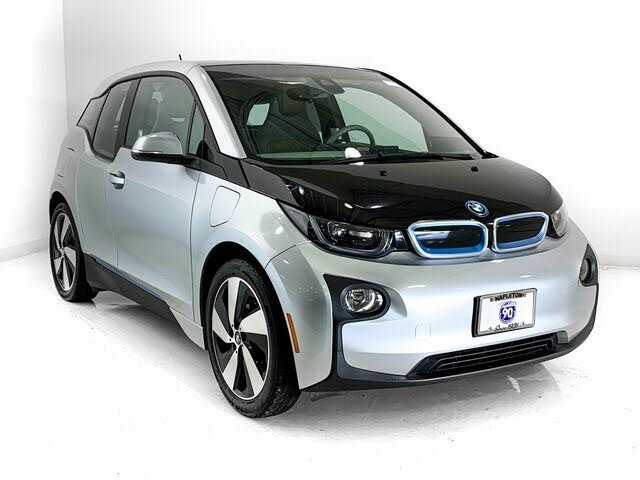 2014 BMW i3 RWD with Range Extender