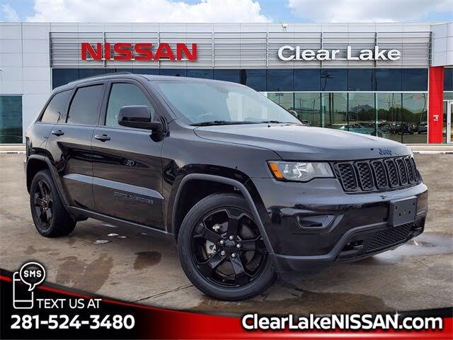 2019 Jeep Grand Cherokee Upland RWD