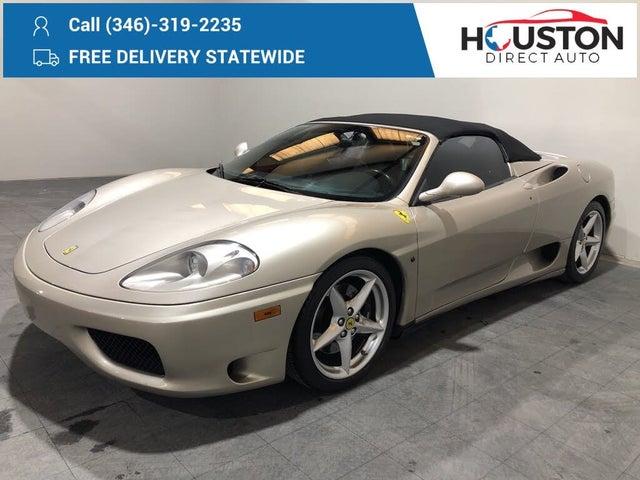Used Ferrari For Sale In Houston Tx Cargurus