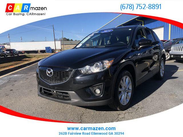 2014 Mazda CX-5 Grand Touring AWD