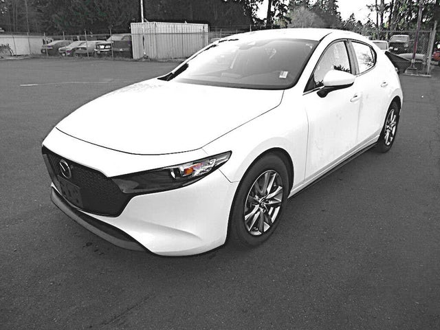 2019 Mazda MAZDA3 Preferred Hatchback AWD