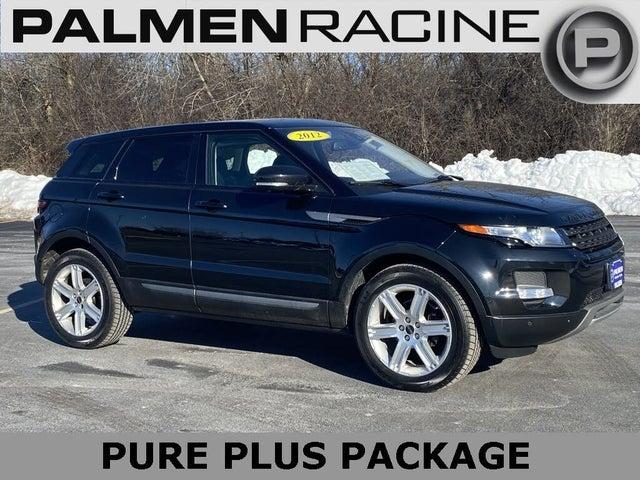 2012 Land Rover Range Rover Evoque Pure Premium Crossover AWD