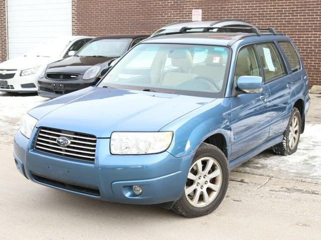 2008 Subaru Forester 2.5 X Premium