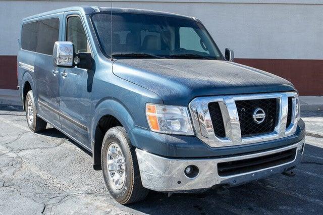 2013 Nissan NV Passenger 3500 HD S V8