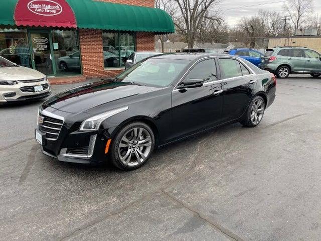 2015 Cadillac CTS 3.6TT V-Sport RWD
