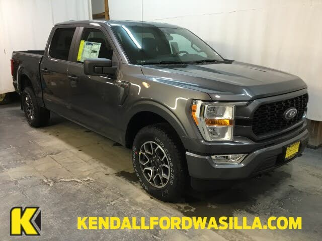 2021 Ford F-150 XL SuperCrew 4WD
