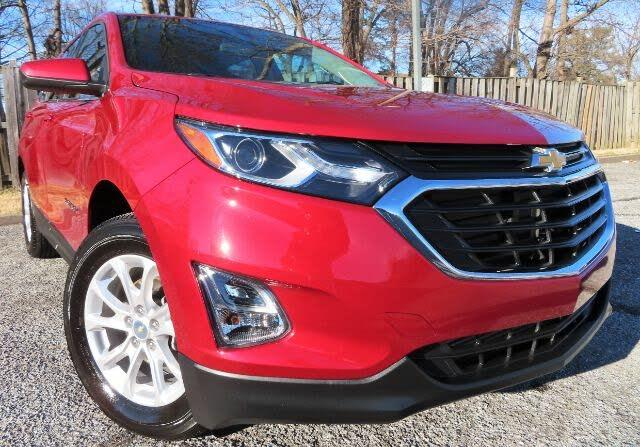2019 Chevrolet Equinox 1.5T LT AWD