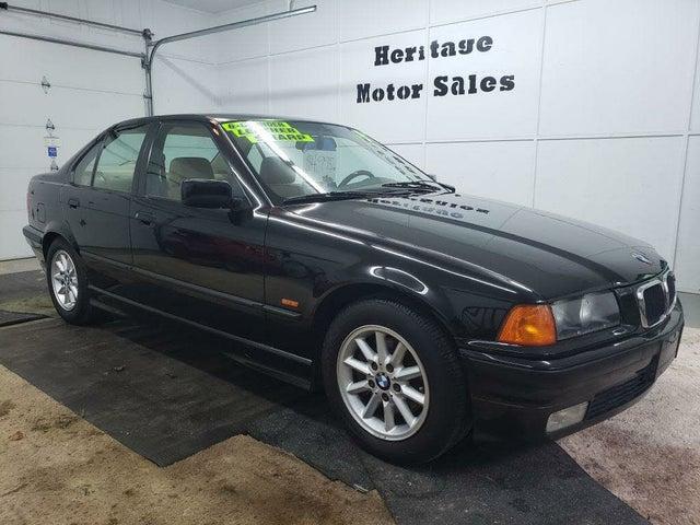 1997 BMW 3 Series 328i Sedan RWD