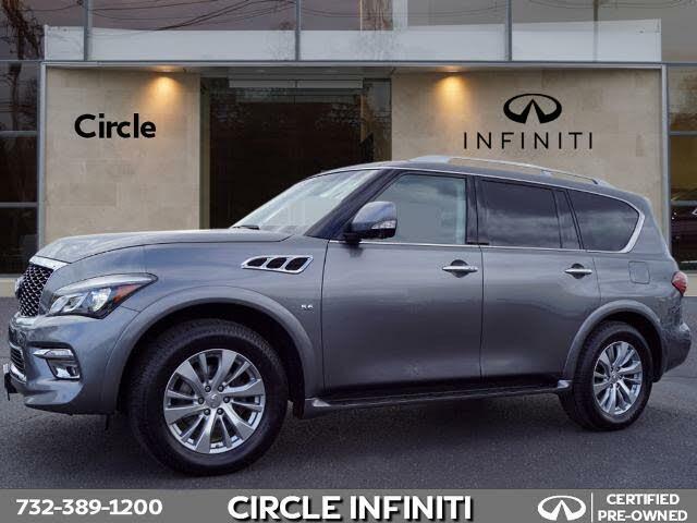 2017 INFINITI QX80 Limited AWD